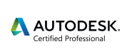 Autodesk Certified Professional Certification